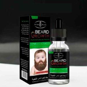 → Potencializador para o Crescimento de Barba e Bigode - Beard Growt