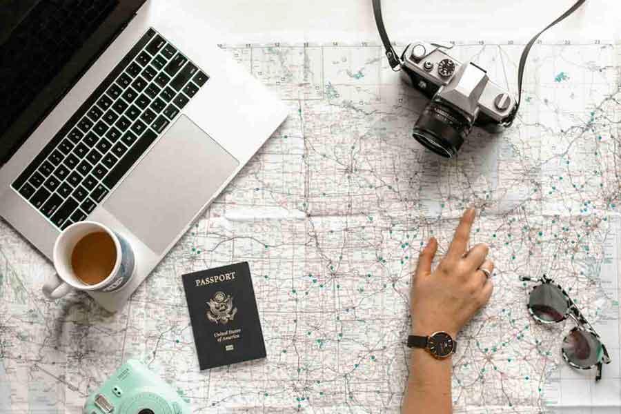 Como simular o preço do Seguro Viagem