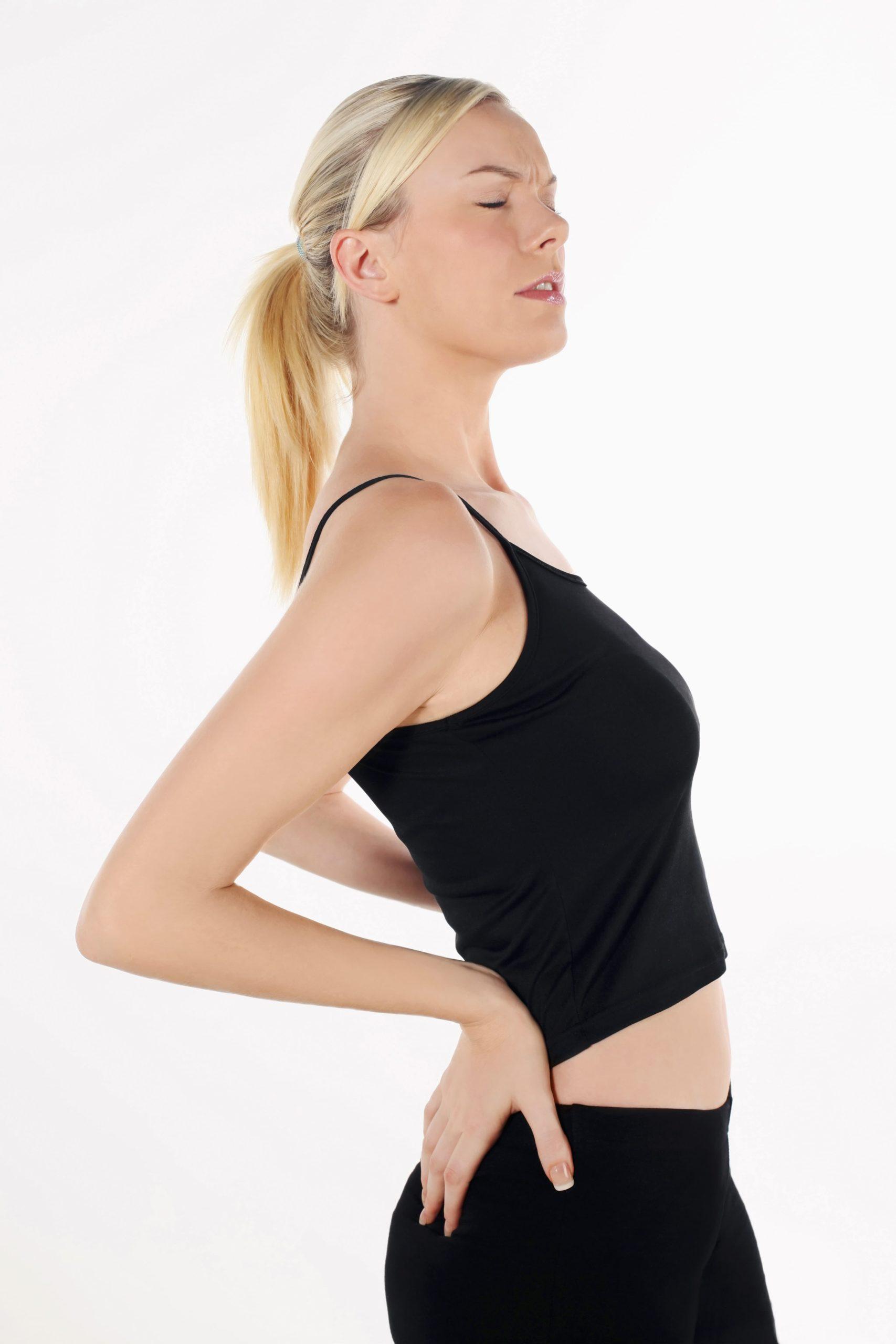 Viver com dor nas costas
