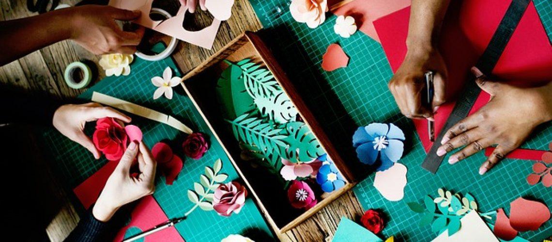 artesanato com moldes